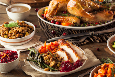 Thanksgiving Dinner Foods that Affect Your Teeth