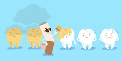 Tobacco Ruins Teeth